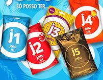 JEITO - Condom rebrand