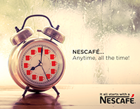 Nescafé Pakistan - Digital