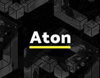 Aton Web Theme