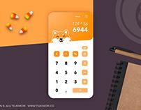 Ryota's calculator - Daily UI 004