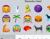 RiFF RAFF Emojis