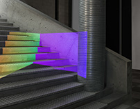 Projection - Centre design de l'UQÀM