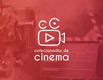 Logotipo Colecionador de Cinema