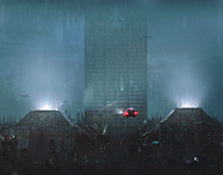 Blade Runner 2022 blockout