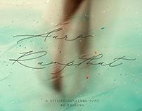 Auro Rumpthut - Free Script Font