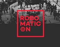 Robomaticon Festival Visual Identification