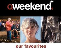 Qweekend+ magazine app