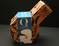 O2 headphones Packaging Project