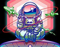 大力Astronaut