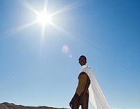 HARPER'S BAZAAR (Spain): AFRICAN CHIC