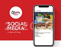 ÖZÜNALLAR / SOCIAL MEDIA 2020