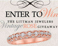 Web Event Graphics - Fred Meyer Jewelers
