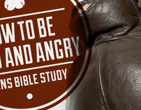 Good and Angry Bible Study Branding