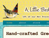 Lil' Bird Cards