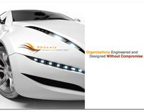 Phoenix Business Development Group - Postcard