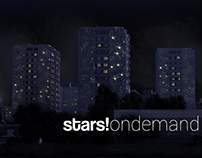 stars!ondemand - Constellations in the smoggy sky