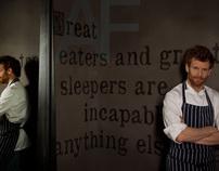 Culinary Heroes -Tom Aiken
