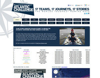 Talisker Whisky Atlantic Challenge - Event website