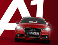 Audi A1: The Next Big Thing