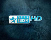 Star Cricket HD Branding package