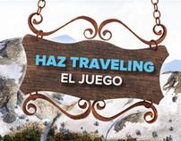Travel Club - Haz Traveling. El juego.