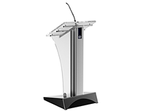 Lectern Space executive