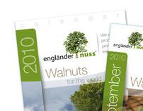 Calendario de sobremesa para EnglanderNuss