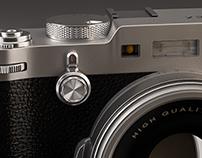 Camera Studio Render