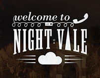 Welcome to Night Vale–Book & Travel Posters