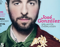 Cover with José Gonzales