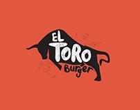 El Toro Burger   Branding