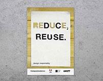 Reduce, Reuse