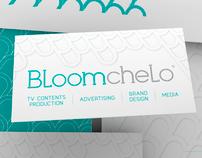 Bloomchelo | Brand Identity
