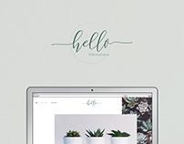Site | Hello Floricultura