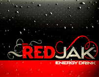Red Jak Energy Drink