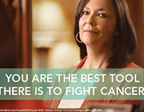 AnMed Health Cancer Campaign