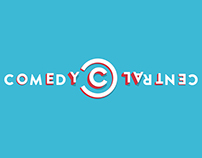 Comedy Central - Logo Animations
