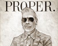PROPER: Men's Lifestyle Magazine, 2011