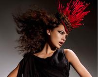 'Dragon Woman' Fashion Editorial