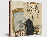 O Retrato de Vlad - Livro Ilustrado