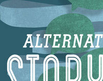 AB STORY SLAM | event materials
