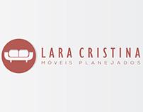 IDENTIDADE VISUAL - Lara Cristina - Móveis Planejados