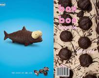 bon bon magazine (student work)