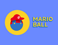 Motion Graphics - Mario Ball