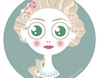 Perso Pop 2: Marie-Antoinette