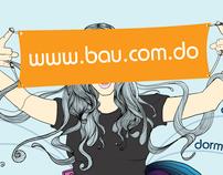 Ilustración Bau Bean Bags - 2012
