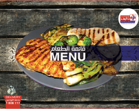 Naif chicken menu