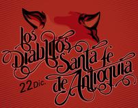 Poster Fiesta de los Diablitos