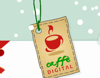 Caffe Digital, Xmas E-mail