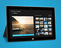 Photo Editor by Aviary for Windows 8